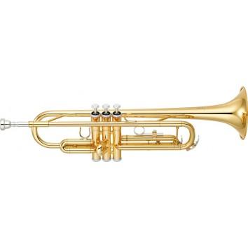 Yamaha Trompette Sib YTR-3335 Vernie