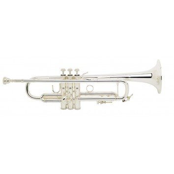 Bach Trompette Sib Stradivarius 180 ML-43/25 Argenté