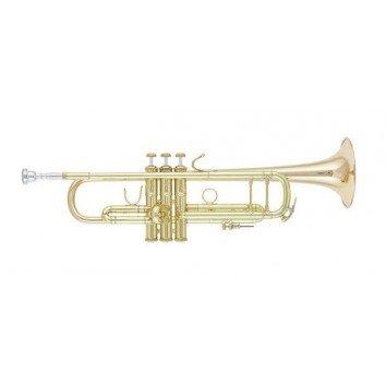 Bach Trompette Sib Stradivarius LT 180 ML-43/25 Vernie