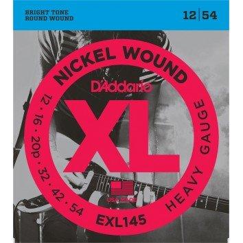 D'Addario 12-54 EXL145