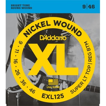 D'Addario 9-46 EXL125