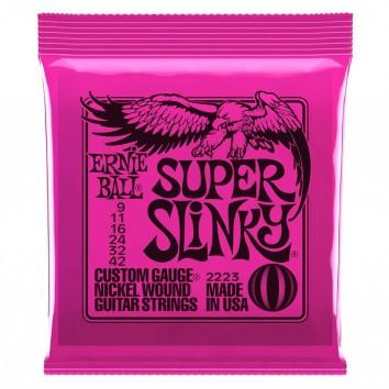 Ernie Ball 9-42 Super Slinky