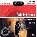 D'Addario Medium 13-56 EXP12NY 80/20 Bronze