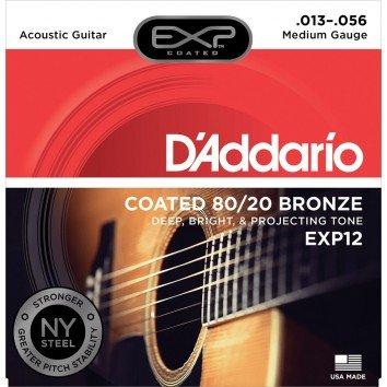 D'Addario Medium 13-56 EXP12NY 80/20 Bronze