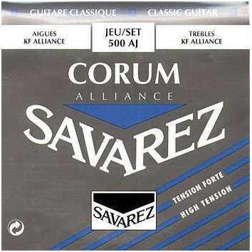 Savarez Alliance Corum 500 AJ Bleu