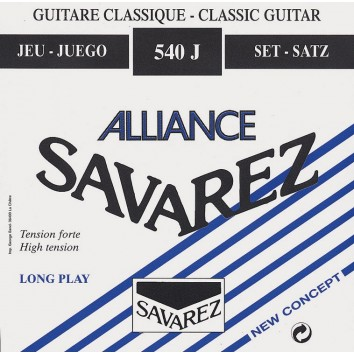 Savarez Alliance HT Classic 540J Bleu