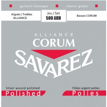 Savarez Alliance Corum 500 ARH Rouge