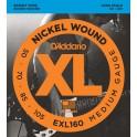 D'Addario 50-105 EXL160 Medium