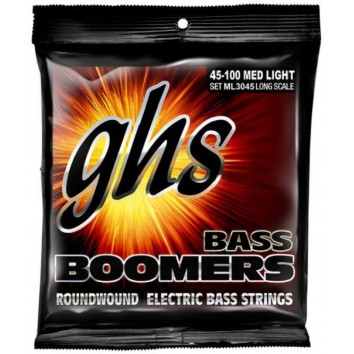 GHS Bass Boomers 45-100 ML3045