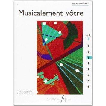 Musicalement Vötre Vol.3 - Jollet