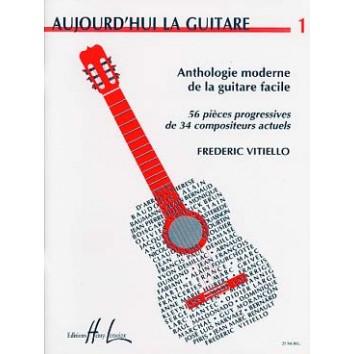 Aujourd'hui la Guitare Vol1 - Vitiello