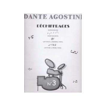Préparation au Déchiffrage Vol.3 - Agostini