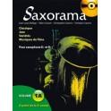 Saxorama 1A - Saxophone Eb et Bb