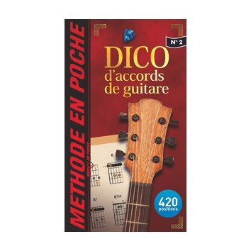 Dico d'Accords de Guitare N° 2