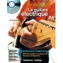 Je débute la Guitare électrique + CD - Tablatures - JP. Virmont