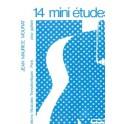 14 Mini Etudes Pour Guitare - JM. Mourat