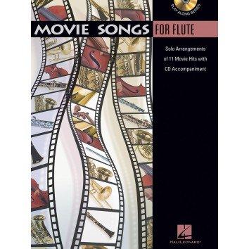 Movie Songs For Flute + CD