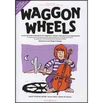 Waggon Wheels (2ème livre) : Violoncelle - K. & H. Colledge