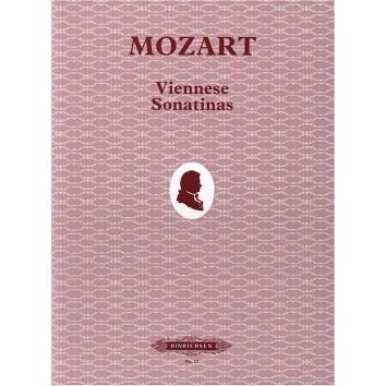 Mozart Viennese Sonatinas (pour piano seul) - Alec Rowley