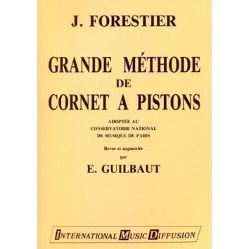 Grande Méthode de Cornet à Piston - J. Forestier
