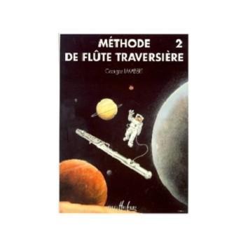 Méthode de Flûte Traversière Vol.2 - G. Lambert