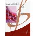Jacques Lancelot - 22 études pour clarinette