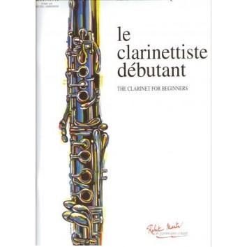 Le Clarinettiste Débutant - J.N Crocq