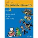 Die frohliche klarinette, Band 3 - R. Mauz