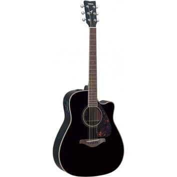 Yamaha FGX720SC BLK