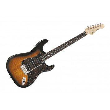 G&L Stratocaster Tribute Legacy SunBurst
