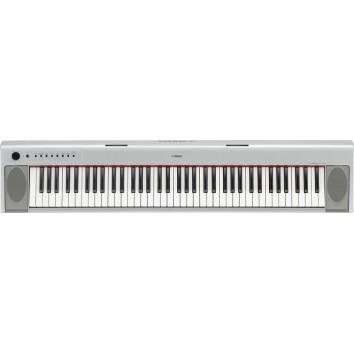 Yamaha Piaggero NP31 Silver