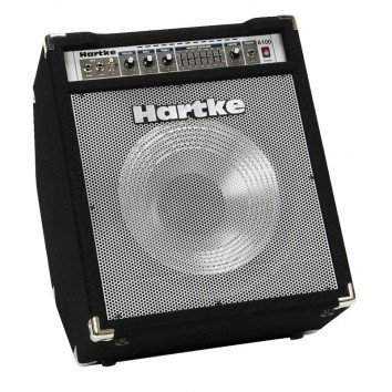 Hartke A100 Silver Limited Edition
