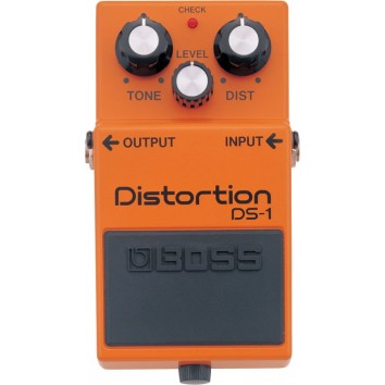 Boss DS-1 (distorsion)
