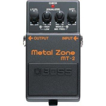 Boss MT-2 Metal Zone (distorsion)