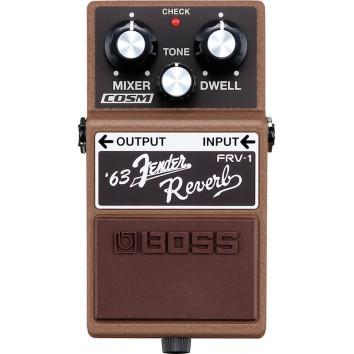Boss FRV-1'63 Fender® Reverb