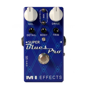 Mi Audio Super Blues Pro (overdrive)