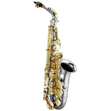 Jupiter Saxophone Alto JAS-969 GS-ST Bocal Argent Massif