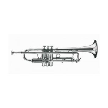 Bach Trompette Sib VBS1 Argentée