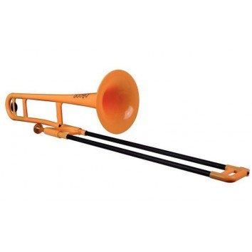 pBone Trombone Ténor Sib Jaune