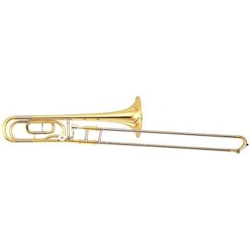 Yamaha Trombone Complet Sib/Fa YSL-356G