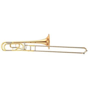Yamaha Trombone Complet Sib/Fa YSL-448G