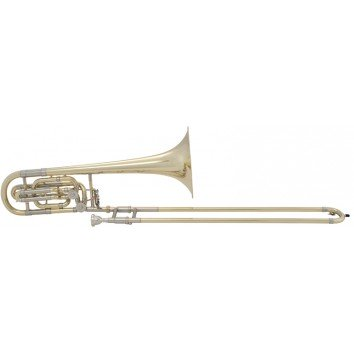 Bach Trombone Professional Bass Model LT50B2 Stradivarius