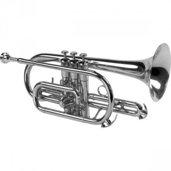 SML Paris Cornet Sib CO 50 Silver