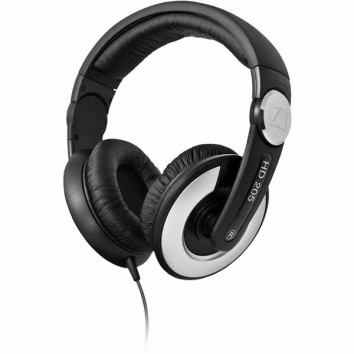 SENNHEISER Casque Audio HD 205II