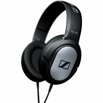 SENNHEISER Casque Audio HD 201
