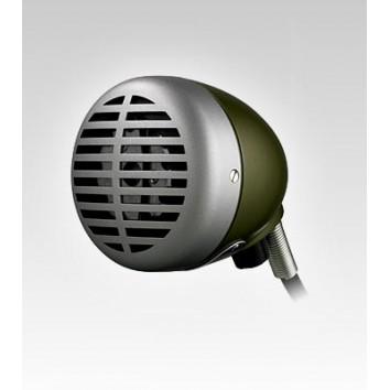 """SHURE 520DX """"Green Bullet"""" Harmonica"""