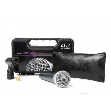 Alpha Audio Mic Eight