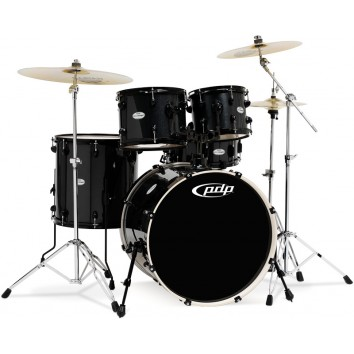 PDP BY DW Mainstage BK (Black Metallic)