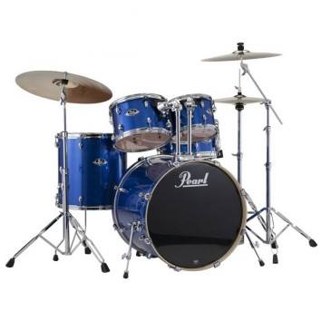 Pearl Export Blue Sparkle