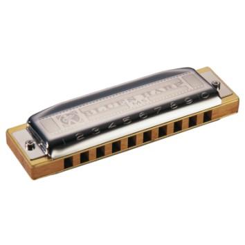 HOHNER Diatonique C (Do) Blues Harp MS 532/20 10 trous